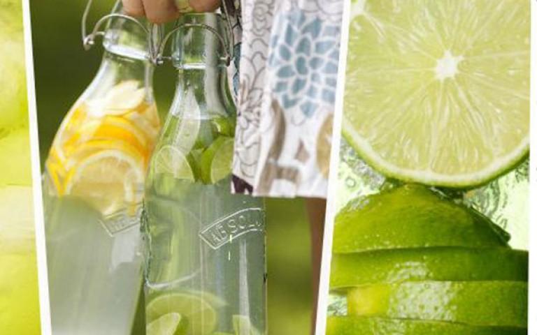 Agua para acelerar el metabolismo en las mañanas y quemar grasa
