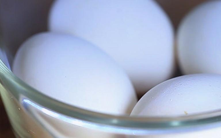 Sustituir los huevos en la cocina